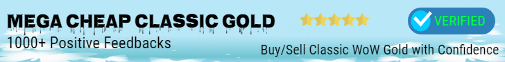 Classic WoW Buy/Sell Gold - ✅✅ Pre-Orders available Now!✅✅