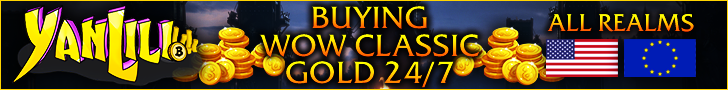 Selling Cheapest and Fastest WoW Gold on All Severs!