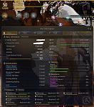 Black Desert Jordine [EU] lv50 Ranger +15 Yuria, 30m+worth stuff, Processing Pro...-stats-jpg