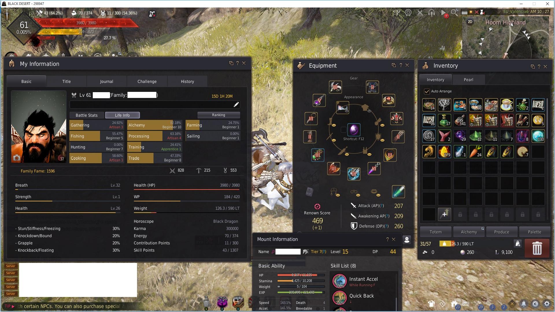 Selling] 61 berserker 478 gs - full boss, tri kz/d/ku, 61 ninja kz/d
