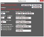 [RailBot] - Quake Champions Aimbot + Trigger Bot - with Custom Settings!-railbot_gui-png