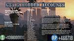 [Free Mod Menu] Modded Gta V Accounts/Free Anti-Ban (LEGIT WITH PROOF) ALL CONSOLES!-gta-v-mods-2-jpg