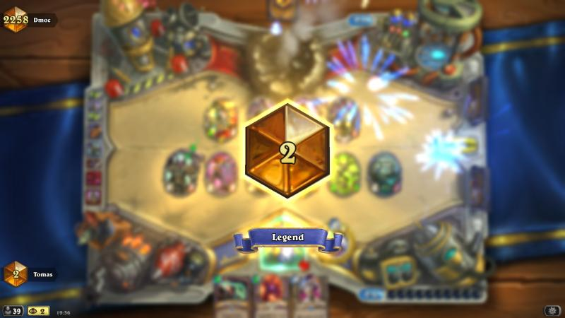 Selling] CHEAP Hearthstone Ladder and Arena Boosting (rank 1 to