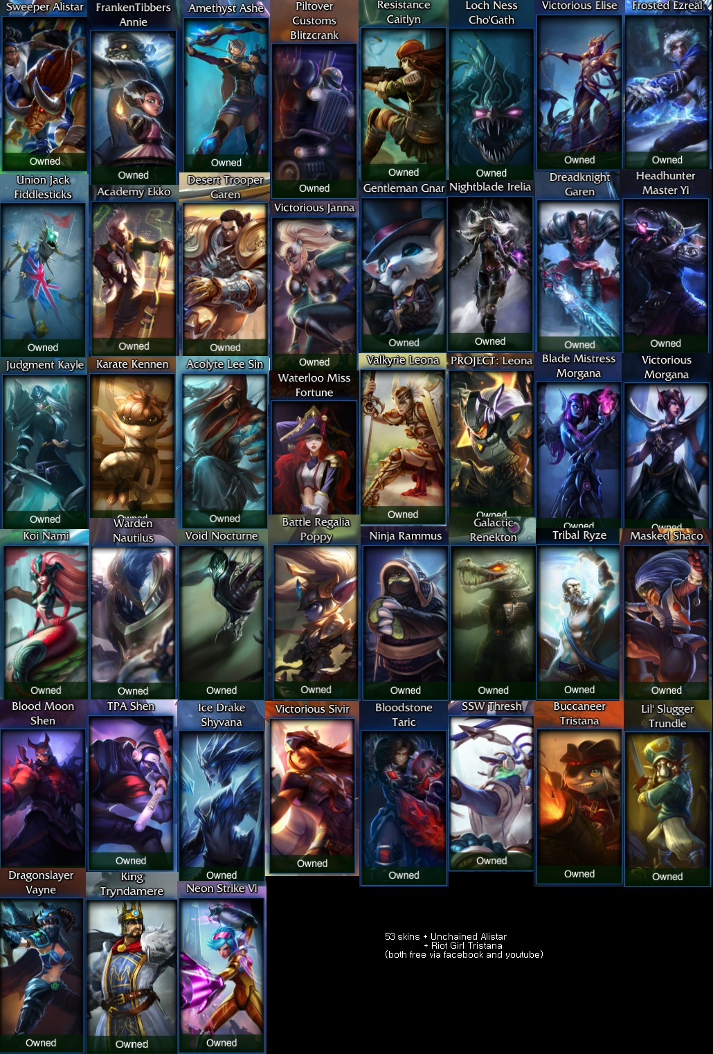 Selling Euw Lol Account 6 Seasons Old Diamond Rank