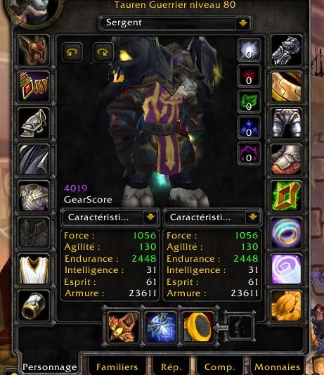Selling] serv : Dragonblight War prot 4k GS